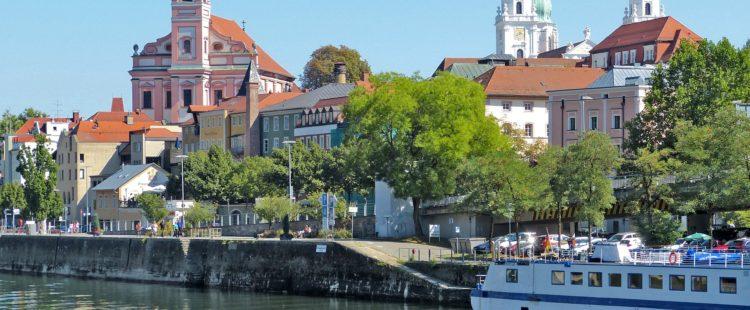 Gewerbeimmobilien Passau